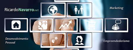 Canal de Vídeos com dicas de Marketing e Empreendedorismo